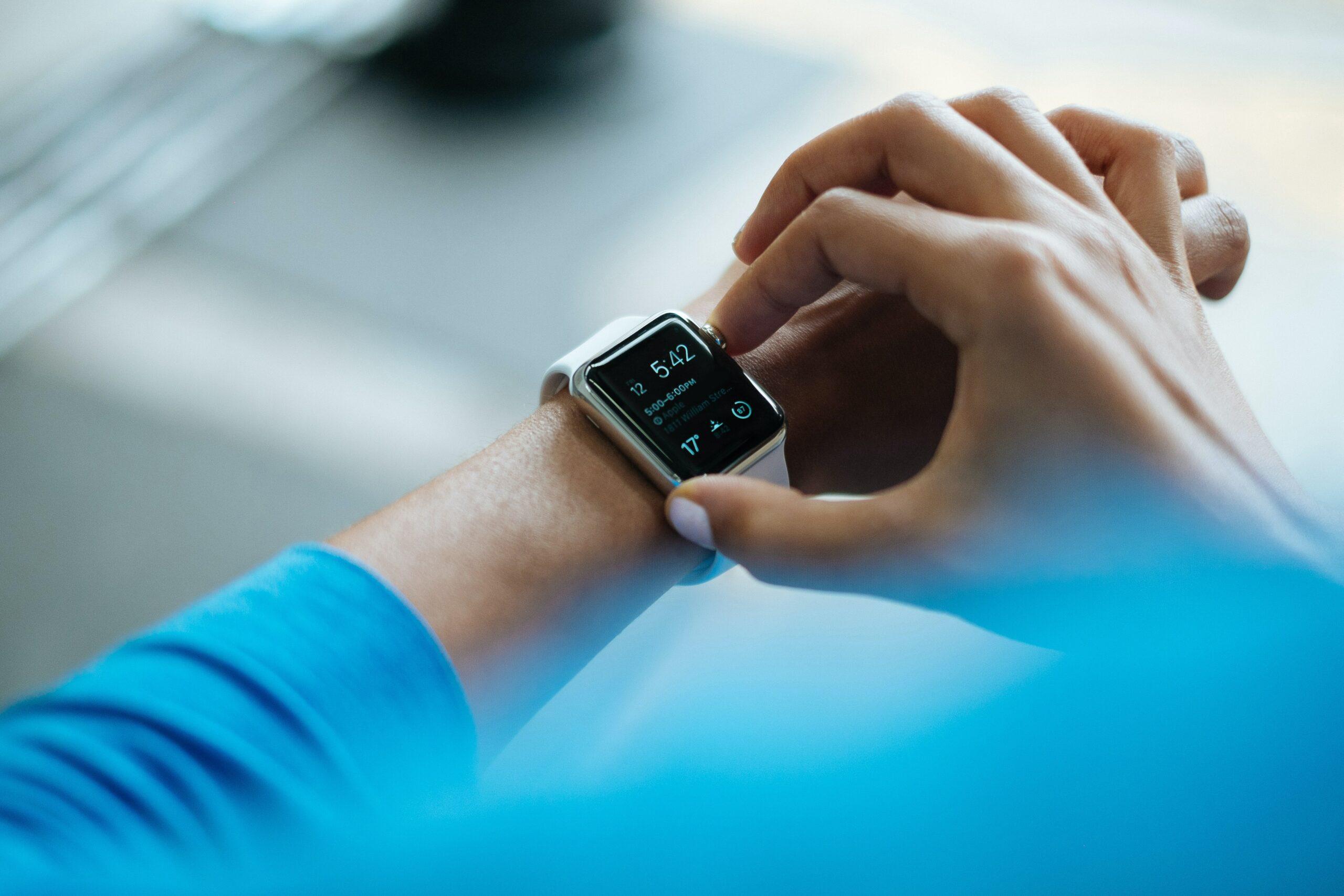 smartwatch activity tracker Sportmedisch Centrum Lebbeke iWatch garmin gezondheid